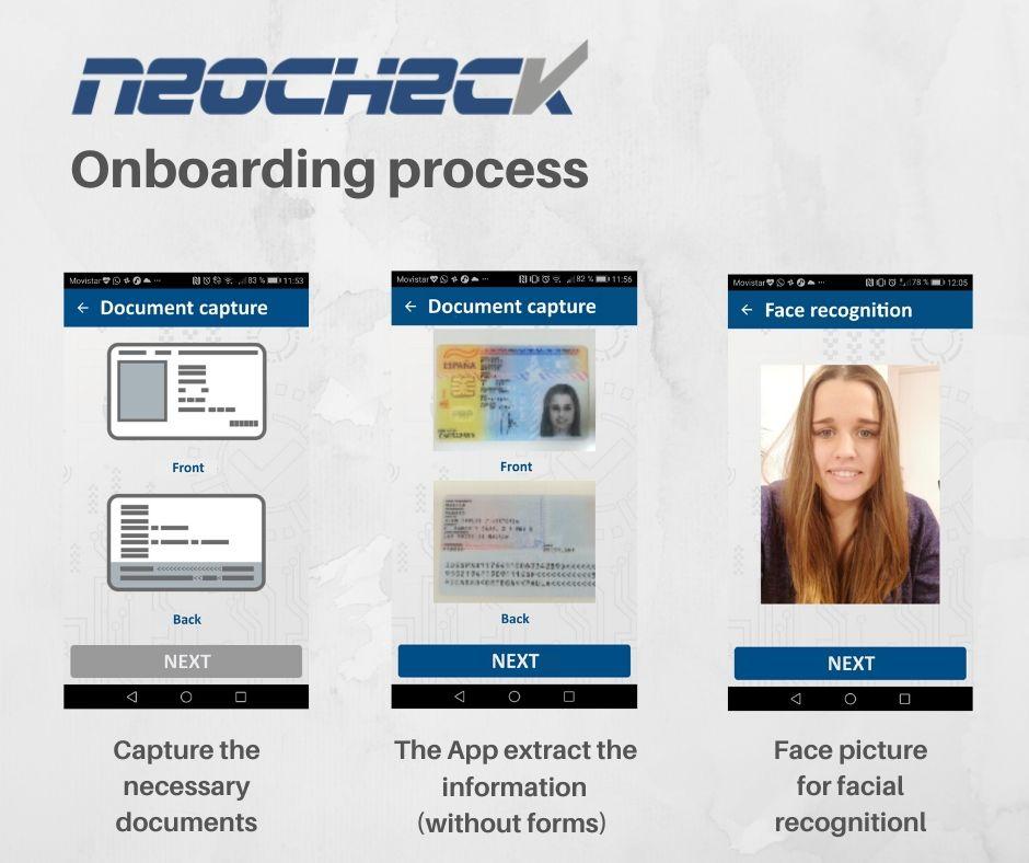 Onboarding process